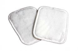 Raypath® Reinigungstuch weiß zur Nassreinigung