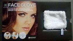 Raypath®Reinigungstücher zum Entfernen von Make-up aus dem Gesicht Face glove