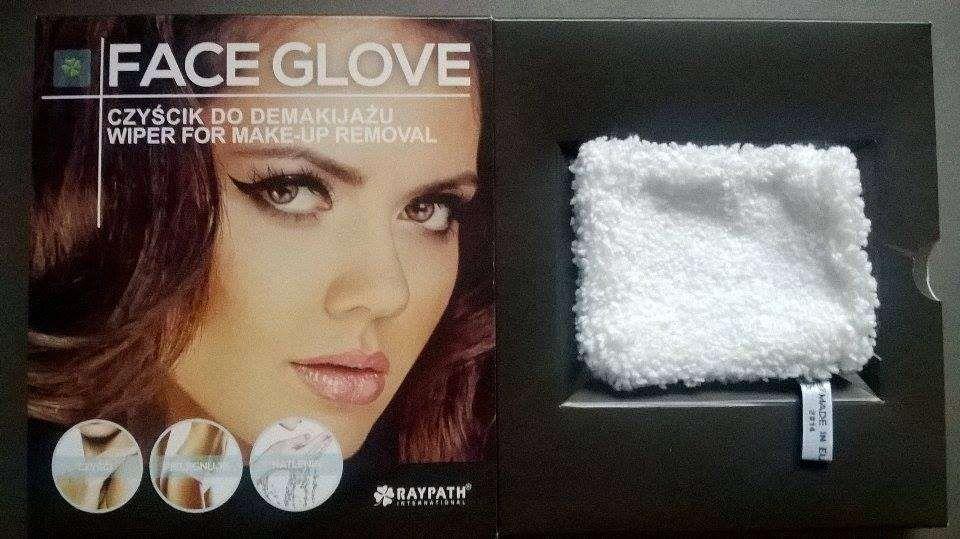Raypath®Reinigungstücher zum Entfernen von Make-up aus dem Gesicht Face glove Raypath® International