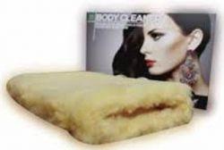 Raypath®Reinigungstuch auf die Haut des Körpers Body Cleaner