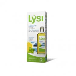 Lýsi - JACKER LEBER ÖLMINT / ZITRONE + VITAMIN D NEU 240 ml