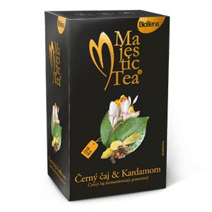 Biogena Majestic Tea Grüner Tee & Kamille 20x1,5g aromatisiert, portioniert Biogena CB s.r.o.