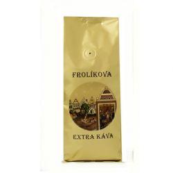 Frolíks Extra Coffee 500g gemahlenen Kaffee - Dies ist 100% Arabica aus Mittelamerika und Asien. Jan Frolík - Pražírna kávy