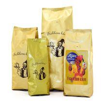 Frolíks Kaffee Diplomat 500g das Korn Es ist 100% Arabica aus Mittel-, Südamerika und Asien. Jan Frolík - Pražírna kávy