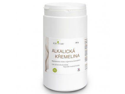 Bornature Alkalische Kieselgur 500 g mechanische Entgiftung des Verdauungstrakts sowie Dehydration und Ergänzung von Silizium - ideal für Menschen mit schlechtem oder verstopftem Gefäßsystem