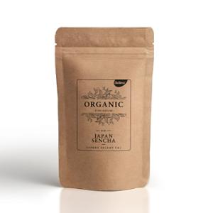 Biogena Organic Japan Sencha 100g Erstklassige lose Tees in BIO-Qualität. Biogena CB s.r.o.