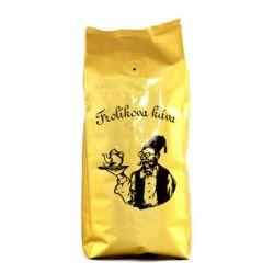 Frolíks Single-Coffee-Kaffee Mexico SHG Esmeralda milde Zitronensäure, ein Hauch von Schokolade und Nüssen, mittelkräftiger Körper. Körner 500 g