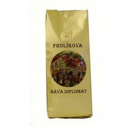 Frolíks Kaffee Diplomat 500g das Korn